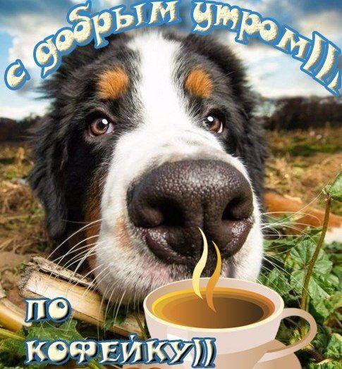 По кофейку с утра