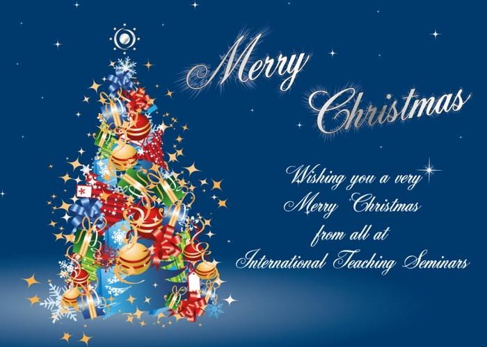 Поздравление с Рождеством Христовым на английском