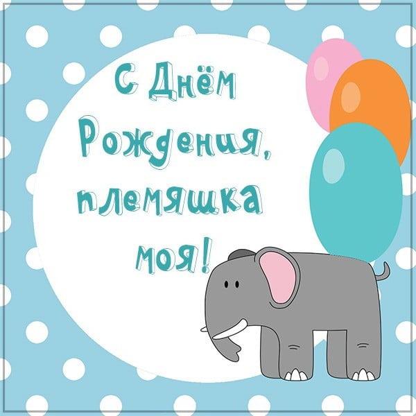 СМС поздравление с днем рождения племяннице
