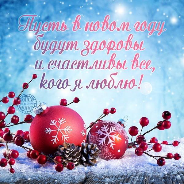 СМС поздравление с Новым годом коллеге