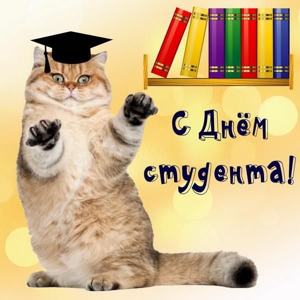 Пожелание на День студента преподавателю