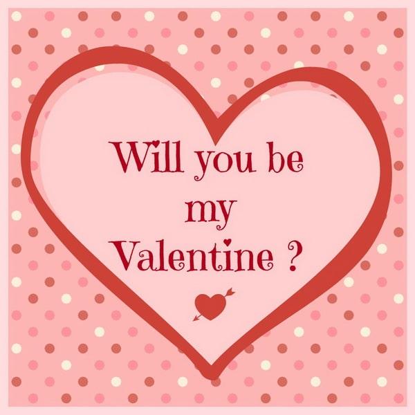 Пожелание на День святого Валентина на английском