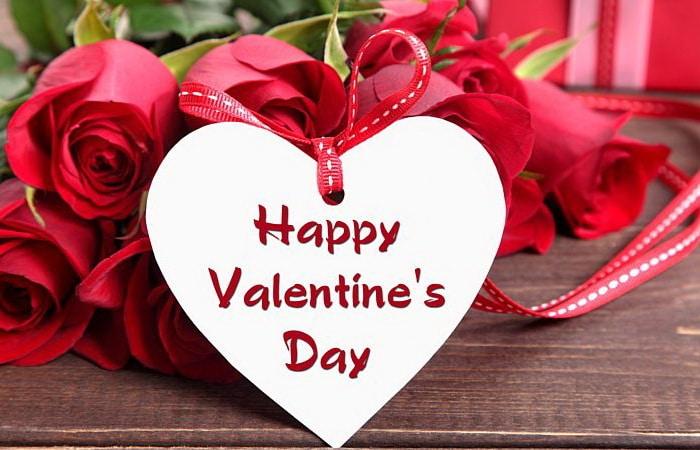 Поздравление с Днем Святого Валентина на английском языке