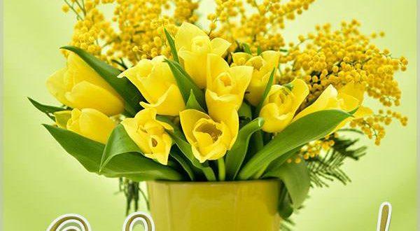 Пожелание на 8 марта внучке