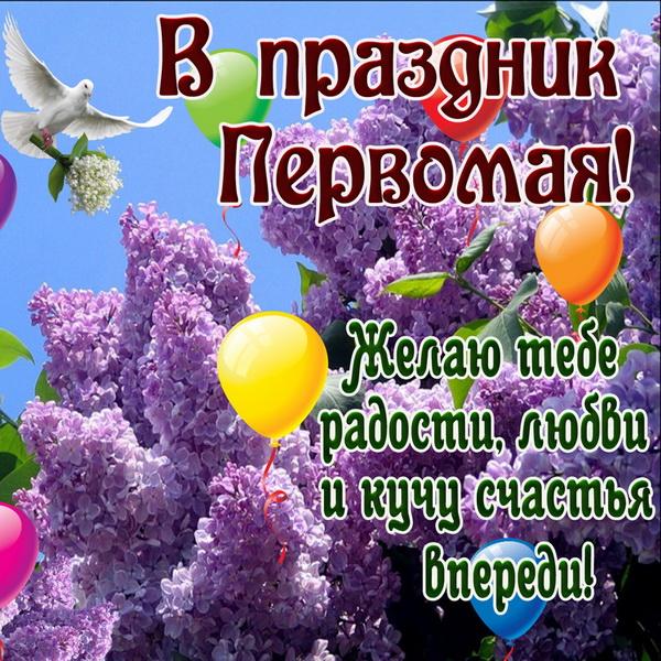 Праздник Первомая